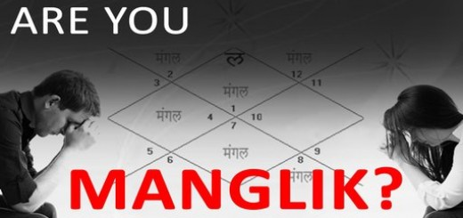 manglik in astrology