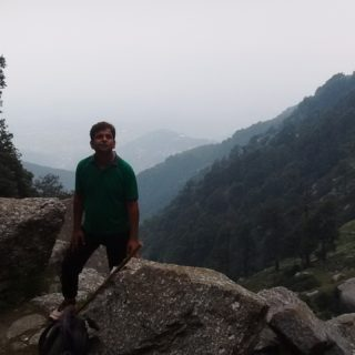 Triund - an excellent trek for beginners